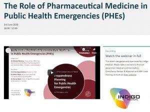 Webinar sponsored by Indigo Medical